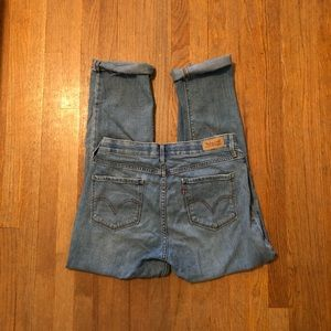 Levi straightleg jeans w29L32